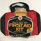 Johnson & Johnson's Build Your Own First Aid Kit Bag w./ Labels