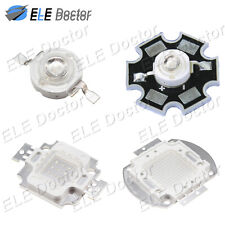 Chip chip-on-board Luz LED 3W 5W 10W 20W 30W 50W 100W Alta Potencia Lámpara UV ultrat Violeta