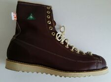 New Men's Gorilla Iron workers' Boots #779 size 12-EE - Made in Canada