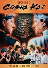 Cobra Kai Season 1 & 2 DVD