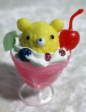 Doll Size 1/3 Ice Cream Bear parfait BJD Dollfie American Girl Food Yellow 15