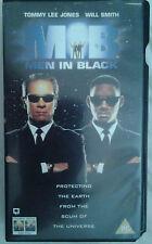MIB MEN IN BLACK, Sci-Fi, Comedy Family Film, PAL VHS Video Tape Cert PG.