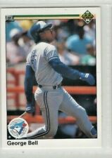 1990 Upper Deck Toronto Blue Jays Baseball Card #127 George Bell