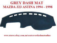 DASH MAT,GREY DASHMAT, FIT MAZDA 323 ASTINA 1994 - 1998, GREY