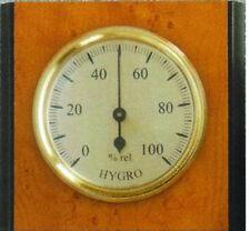 Igrometro  per misurare il grado di umidita degli ambientI per casa o lavoro