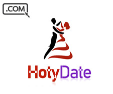 HotyDate.com - Premium Domain Name For Sale Brandable DATING MATRIMONY DOMAIN