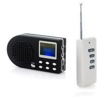 Outdoor Hunting Bird Caller MP3 Player Game Loud Speaker Wireless Remote Control