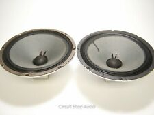 "Pair of Vintage Alnico Klipsch K-22 12"" Heresy Speakers / 8 Ohm -- TX2"