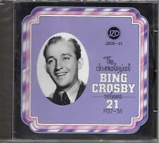 The Chronological Bing Crosby Volume 21 1937-38 CD
