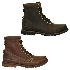 Timberland Earthkeepers Original 6 Inch Boots Schnürstiefel Herren Schuhe