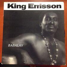 King Errisson-Babalay-LP-Macola-0976 NM-Vinyl Record