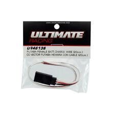 Ultimate RC Batterie Kabel Female 20cm Futaba Stecker Buchsen