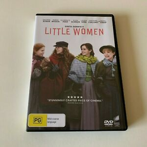 Little Women (DVD, 2020)