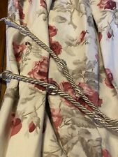 laura ashley curtains And Tie Backs