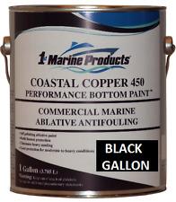 Coastal Copper 450 Multi-Season Ablative Antifouling Bottom Paint Black Gallon