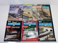 7 Great Model Railroads Magazine 1992-1995 1997 1998 2002