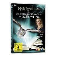 MAGIC BEYOND WORDS - DIE ZAUBERHAFTE GESCHICHTE DER J. K. ROWLING DVD NEU
