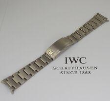 IWC Edelstahl Armband für Ingenieur-Modelle a. den 1960/1970er Jahren ungetragen
