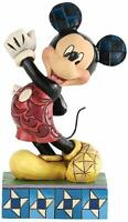 "Jim Shore Disney Mickey Mouse ""Modern Day Mouse""~4033287~Brand New In Box~"