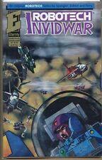 Robotech Invid War 1992 series # 4 near mint comic book