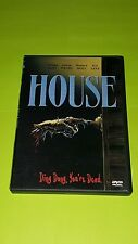 House I & II DVD William Katt Richard Moll Anchor Bay 2-Disc Limited 1985/1987