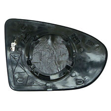Nissan Qashqai 2007 to 2014 Heated Wing Mirror Glass Passenger Side(LH)