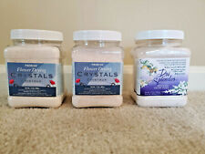 Flower Drying Silica Gel - Panacea Flower Drying Crystals Lot 3 Jars Used Once