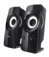 Altavoces Trust 17750 Pulsion Speaker Set 2.0 - RMS 12W - PMPO 24W