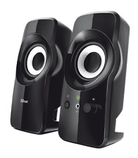Altavoces Trust 17750 Pulsion Speaker Set 2.0 - RMS 12W - PMPO 24W
