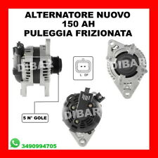 ALTERNATORE NUOVO 150 AH ALFA ROMEO 159-BRERA-SPIDER 2.4 JTDM 944390902220 51