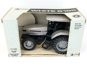 White 6195 Workhorse Diecast Toy Tractor Scale Models 1:16 Scale | NIB