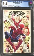 Amazing Spider-Man (2018) #800 CGC 9.6 Greg Land Variant Cover!