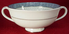 ROYAL DOULTON china SHERBROOKE H5009 pattern 2-Handled CREAM SOUP BOWL
