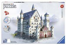 Ravensburger Neuschwanstein Castle 3d Puzzle 216 PC