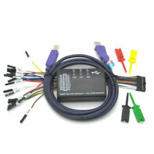 New USB Logic 100MHz 16Ch saleae16 Logic16 Logic Analyzer for ARM FPGA