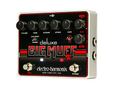 Electro Harmonix Deluxe Big Muff Pi Effects Pedal (NEW)