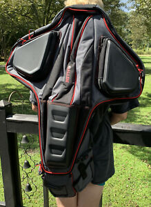 Archery Crossbow Case T-Shaped Storage Case Bag Backpack Outdoor Archery Hunting
