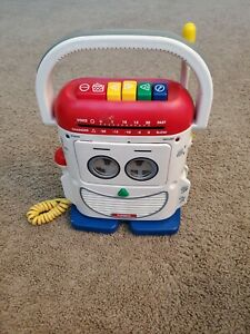 Playskool Mr Mike (Mic) Toy Story Cassette Player Voice Recorder PS-468 1996