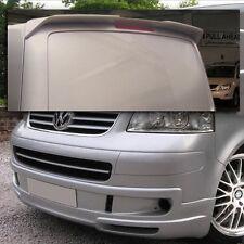 Volkswagen T5 [Caravelle] Tailgate - Body kit Sportline look.