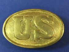 Vintage? Antique?  US Civil War type? Replica?  Belt Buckle