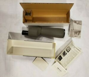 VINTAGE IN BOX BUSHNELL SPACEMASTER II / 2 SPOTTING SCOPE