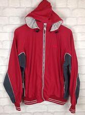 Vintage RETRO UMBRO Santiago Athletic Trainingsanzug Top Jacke Hoodie Sport UK S