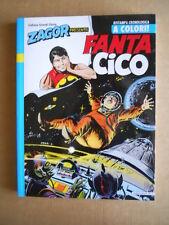 Zagor presenta ristampe a colori speciali CICO a colori n°5 FANTACICO [G565]