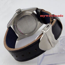 18mm 316L stainless steel deployment buckle fit corgeut watch (strap+buckle)