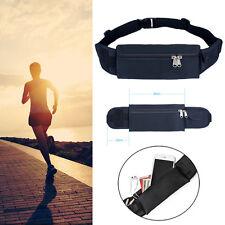 Waterproof Sport Zip Waist Belt Bum Bag Pouch Running Fanny Pack  iPhone 7/ Plus