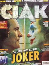 Ciak 2019 10.Joker-Joaquin Phoenix,Gabriele Salvatores,Ambra Angiolini,Ad Astra