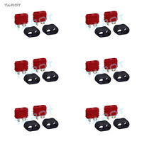 6PAIRS tarot High quality Battery ESC Amass T shape Connector Plug female TL2928