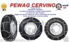 Catene Da Neve Pewag Cervino CL05 Gomme 13.00R20 Per Autocarri Autobus