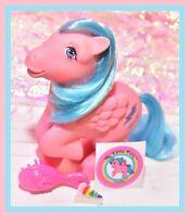 ❤️My Little Pony MLP G1 Vtg 1983 Pink Pegasus Ponies Firefly Lightning Bolts❤️