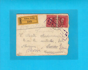 WW1 Austria-Hungary SUBMARINE STATION CATTARO K.u.K. Kriegsmarine U-boot Station